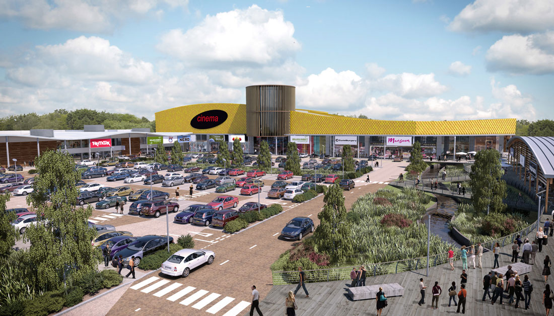 Visual eyes media rushden lakes retail park project data malvernweather Gallery